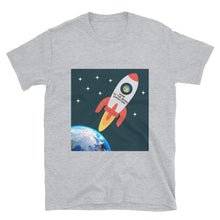 Load image into Gallery viewer, Doge To The Moon Expedition, Short-Sleeve Unisex T-Shirt