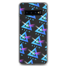 Load image into Gallery viewer, Beam Cryptocurrency Logo Pattern, Samsung Galaxy Case Black
