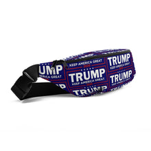 Load image into Gallery viewer, Keep America Great Trump 2020 Classic Fanny Pack