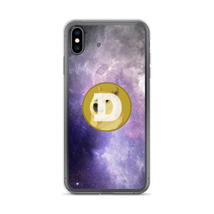 Dogecoin On The Moon, iPhone 6s-XSmax Case