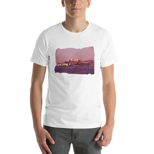 Alcatraz Island Photo, Short-Sleeve Unisex T-Shirt