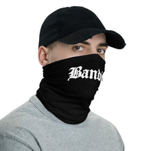 Load image into Gallery viewer, Bandits Text, Neck Gaiter Face Shield Motorcycle Tube