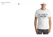 Load image into Gallery viewer, t shirt design tool