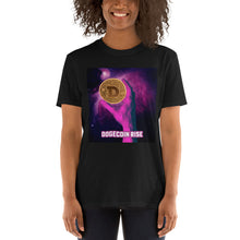 Load image into Gallery viewer, Dogecoin Rise, Unisex T-Shirt