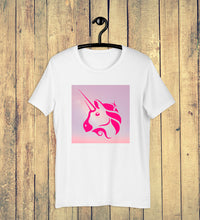 Load image into Gallery viewer, Uniswap  Unicorn Women's T-Shirt
