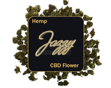 Load image into Gallery viewer, Jazzy Cbd #2 Hemp Flower Popcorn Buds (20 - 50 Grams) Flower
