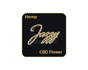Jazzy Cbd #2 Hemp Flower Popcorn Buds (20 - 50 Grams) Flower