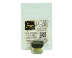 Jazzy Cbd #2 Hemp Kief (1.5 Grams)