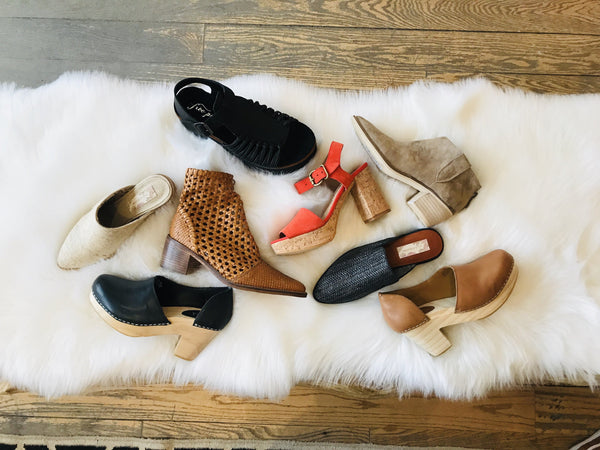 Find the Right Pair of Shoes For Spring
