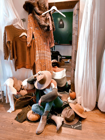 4 simple steps to purge your closet by Beloved Boutique