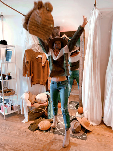 Purge your closet to find your style - Beloved Boutique, Breckenridge