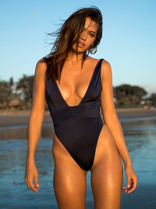 Belle One Piece - Midnight  - IMME swimwear
