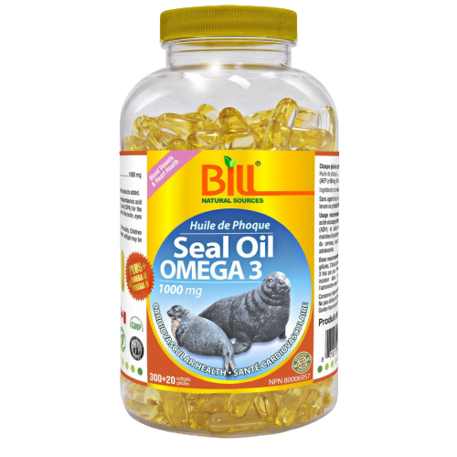 Bill Seal Oil 1000mg 320ct