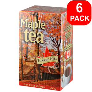 Turkey Hill Maple Tea 40g 6 Units