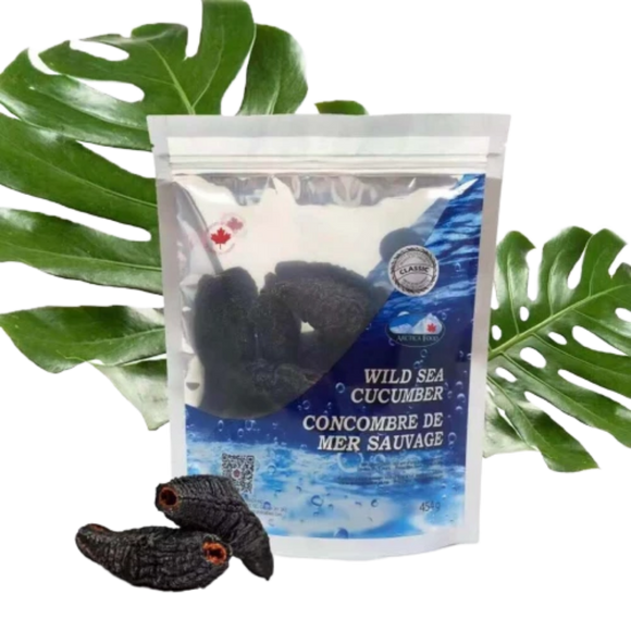 Arctica Food Wild Sea Cucumber Classic