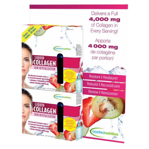 Applied Nutrition Liquid Collagen 4000mg 20 tubes