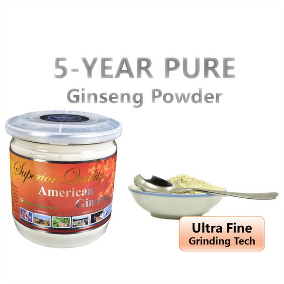 5-Year Pure Ginseng Powder 150g