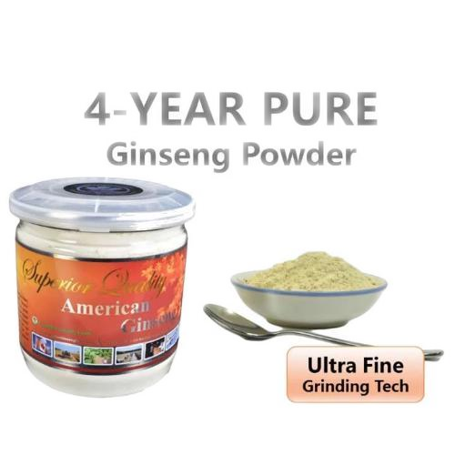 4-Year Pure Ginseng Powder 150g