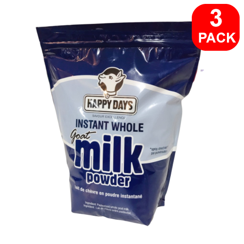 Happy Days Goat Milk 1kg 3 units