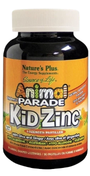 Animal Parade Kidzinc Lozenges