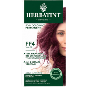 Herbatint Natural Herb Based Hair Colour FF4
