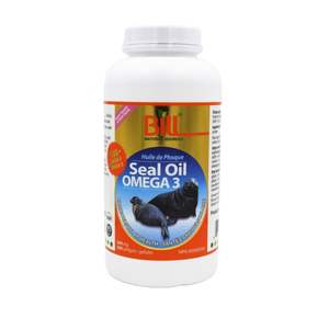 Bill Seal Oil Omega3 500ct