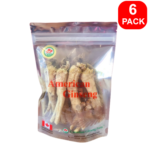 5-Year Selected Pack Ginseng 200g 6 units