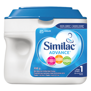 Similac Advance NON-GMO Step1 (0+months)658g