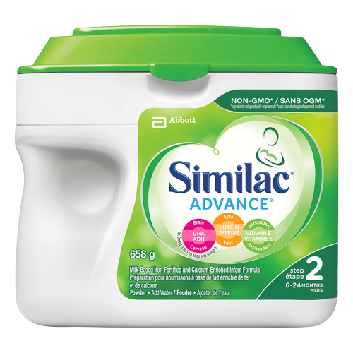 Similac Advance NON-GMO Step2 (6-24months) 658g