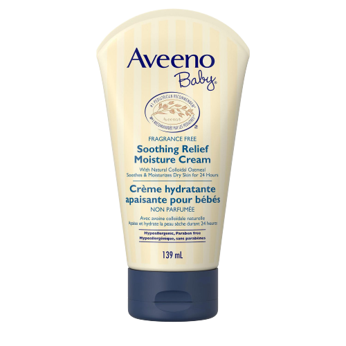 Aveeno Baby Soothing Relief Cream 139ml