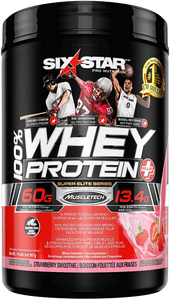 WHEY Protein  Plus Strawberry smoothie 907g