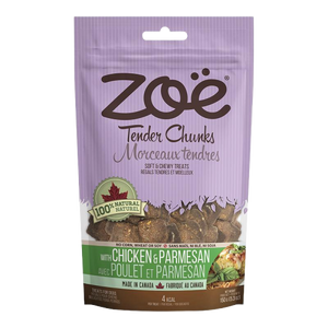 Zoe Tender Chunks Dog Treats