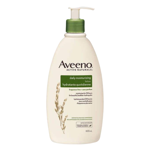 Aveeno Daily Moisturizing Lotion 600ml