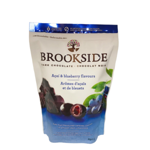 Brookside Dark Chocolate with Blueberry Flavours 850g