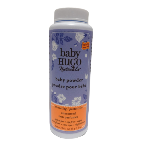 Baby Hugo Baby Powder Unscented 85g