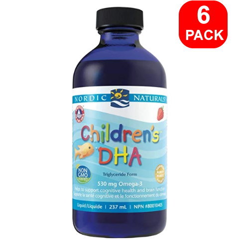 Nordic Naturals Children's DHA 237ml 6 Units