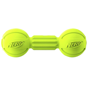 Nerf Dog Barbell Chew