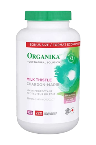 Organika Milk Thistle 220ct