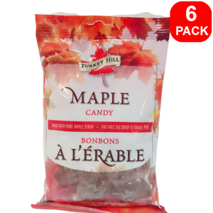 Turkey Hill Maple Candy 90g 6 Units