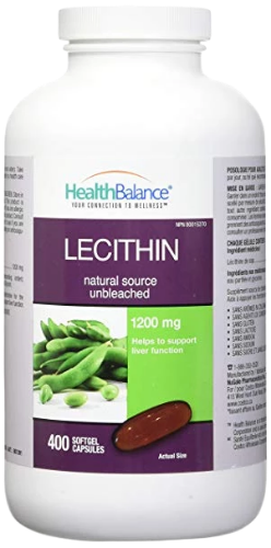 Health Balance Lecithin 400ct