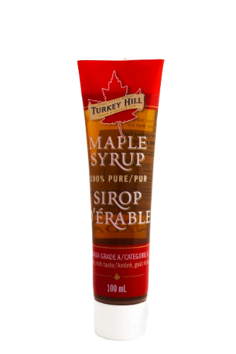 Turkey Hill Maple Syrup Tube 100ml