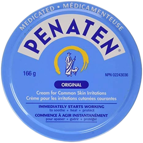 Penaten Original Cream for Common Skin Irritations 166g