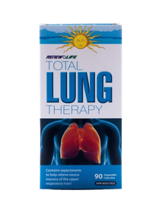 Renew Life Total Lung Therapy 90ct