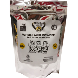 Medallion Whole Milk Powder 500g