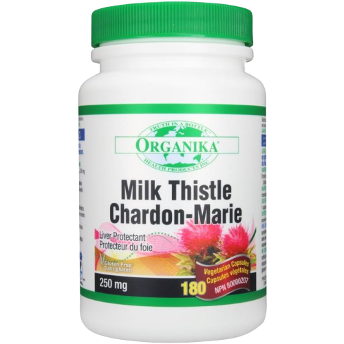 Organika Milk Thistle 180ct
