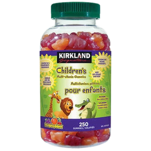 Kirkland Children's Multivitamin Gummies 250ct