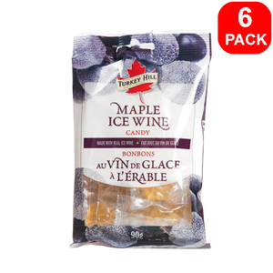 Turkey Hill Maple Ice Wine Candy 90g 6 Units