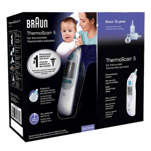 BRAUN Ear Thermoscan