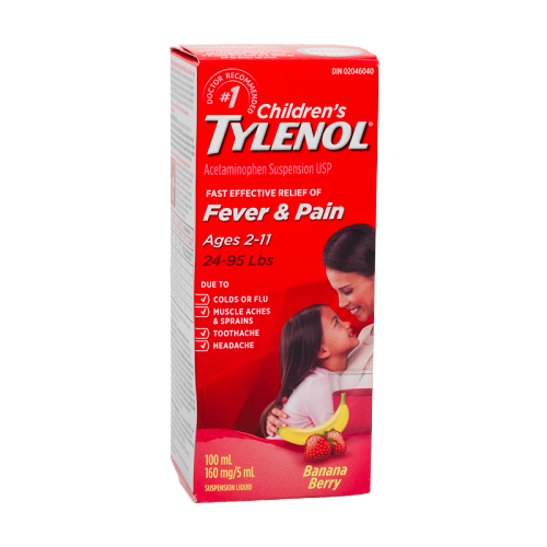 Children's Tylenol 100 ml