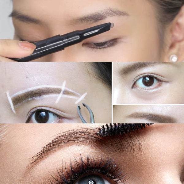 K-Beauty Eye Brows Made Simple - 5 Easy Steps